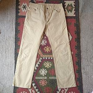 Filson Levi Strauss & CO 505 Tin Cloth !Host Pick!
